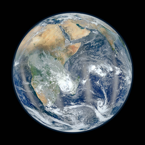 Eastern Hemisphere - Blue Marble 2012 | Sciences & Technology | Scoop.it