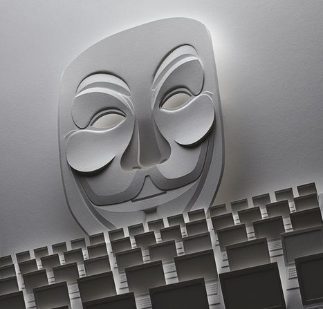 An Inside Look at Anonymous, the Radical Hacking Collective | Technology and the Creative Economy | Scoop.it