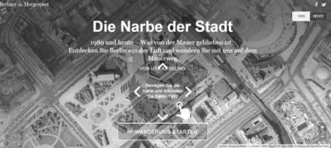 Berliner Morgenpost - La cicatrice de la ville (en allemand) | Nouvelles pratiques journalistiques vues de Berlin | Scoop.it