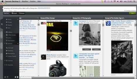 News Curation: Scoop.it integrated to Seesmic world-class social media client | Social Media Content Curation | Scoop.it