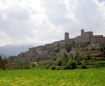Sarnano in the Land of the forgotten Earthquakes | Le Marche another Italy | Scoop.it