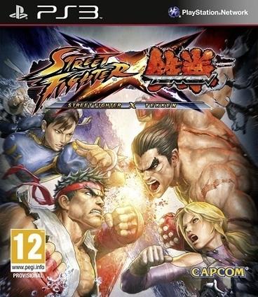 Sortie de Street Fighter X Tekken | MANGAS JAPONAIS | Scoop.it