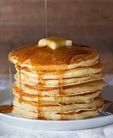 Buttermilk Pancakes - Cooking Classy | cooking | Scoop.it