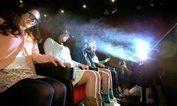 Batman in 4DX with fake rain and added smells? Bring it on | Where Everything Else Goes | Scoop.it