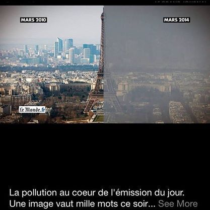 Pollution in Paris | Geography | Scoop.it