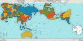 El extraordinario mapa que muestra al mundo como es realmente - BBC Mundo   HISTORIA Y GEOGRAFÍA VIVAS   Scoop.it