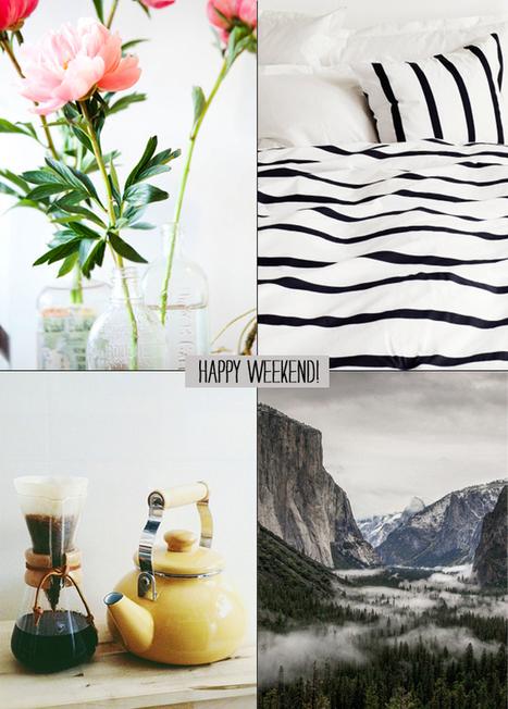 Happy Interior Blog: Ideas For A Happy Weekend | Interior Design & Decoration | Scoop.it