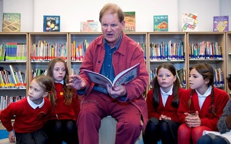 Michael Morpurgo: Bring back story time in every school - Telegraph | Readnlearn | Scoop.it