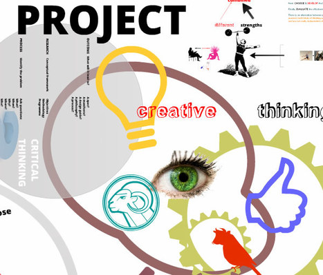 Critical v creative thinking | Creativity and learning | Scoop.it