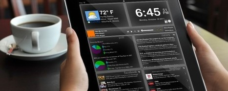 The iDashboard All-In-One App Arrives For iPad -- AppAdvice | Connected Learning | Scoop.it