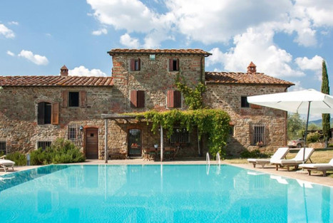 Best Le Marche Properties For Sale: Villa with pool,Torre di Palme | Le Marche Properties and Accommodation | Scoop.it