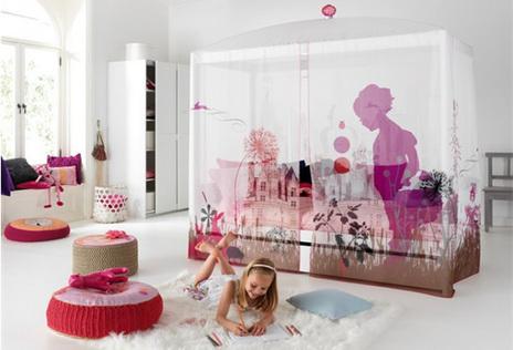 Alice in Wonderland kids bedroom   Upcycle Club   Scoop.it