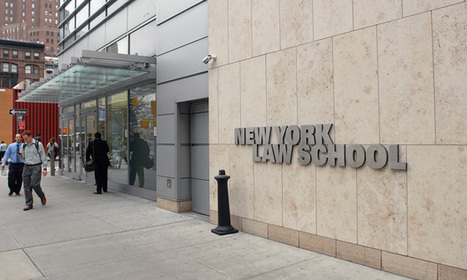 New York Law School to Host Business School on Campus | Library Collaboration | Scoop.it
