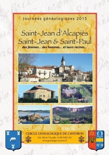 Journées généalogiques de l'Aveyron | Rhit Genealogie | Scoop.it