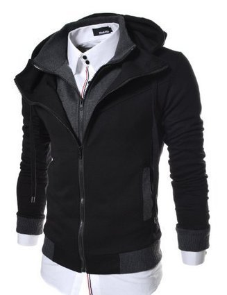 sport blazers: TheLees Men's Slim Fit Hood Cotton Jacket Fit well and Got here Fast | fashion | Scoop.it