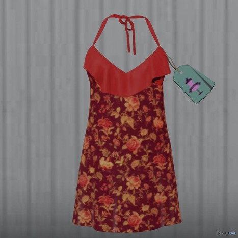 Summer Dress 1L Promo by Delicious Boutique | Teleport Hub - Second Life Freebies | Second Life Freebies | Scoop.it