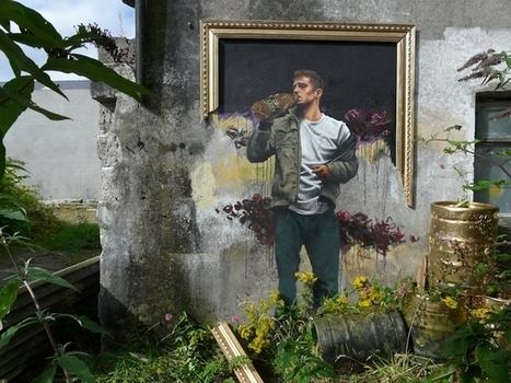 Selection de street art | 'THE ARTS' | Scoop.it