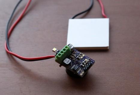 Energy Harvesting Circuit | Hack a Robot | Raspberry Pi | Scoop.it