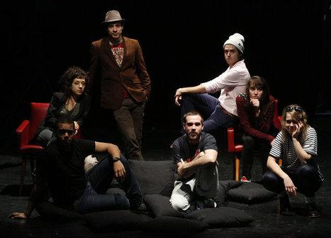 Sur les planches de l'École régionale d'acteurs | La revue de presse 2014 de la Friche la Belle de Mai | Scoop.it
