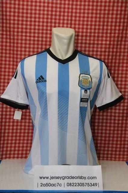 Jersey Argentina Home Adizero Official Piala Dunia 2014   jual jersey piala dunia   Scoop.it