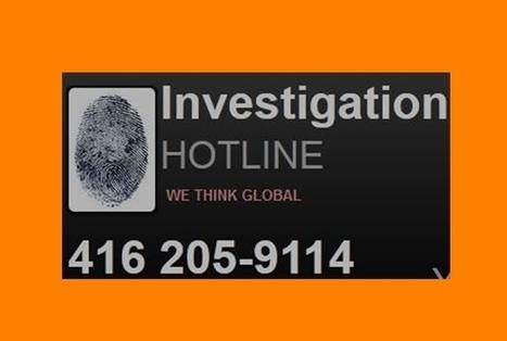 Private Investigators, Private Investigators Toronto, Private Detectives | private investigator | Scoop.it