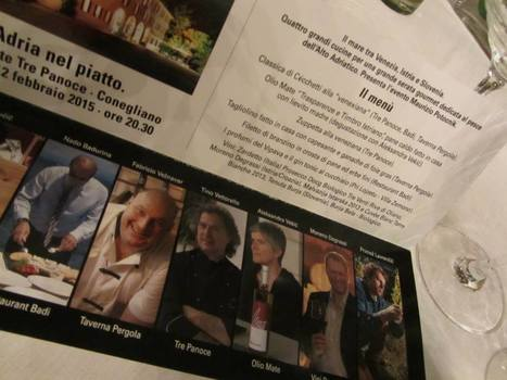 """L'ALPE ADRIA NEL PIATTO"", la serata ""terroir"" di Magnar Ben. | EATING AND COOKING. | Scoop.it"