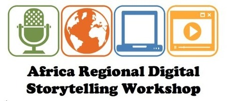Regional Digital Storytelling Workshop | YES Program | Connect All Schools | Scoop.it