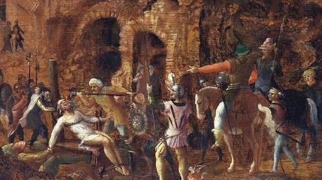 Licinio Craso, el romano más codicioso y cruel que crucificó a 6.000 esclavos de Espartaco | Mundo Clásico | Scoop.it