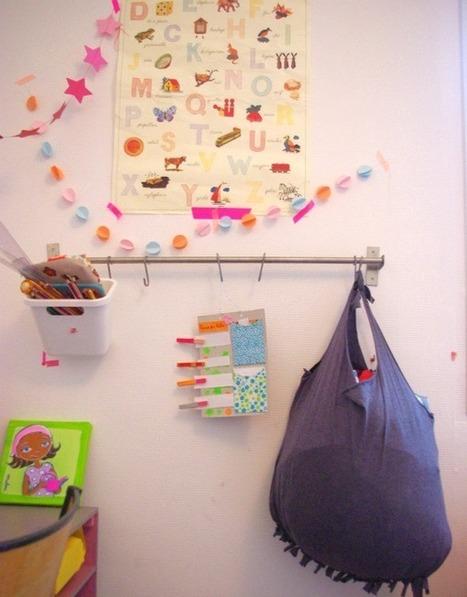 [Up-cycling] créer un pense bête avec une boîte de céréales - Les Enfants Nomades | Déco fait maison, récup, upcycling, jardinage | Scoop.it