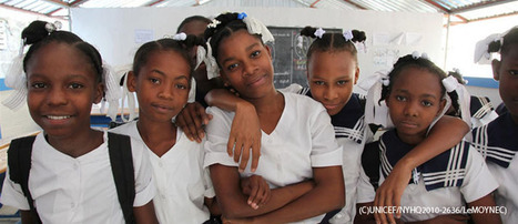 United Nations Girls' Education Initiative | The Blog's Revue by OlivierSC | Scoop.it