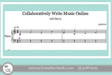 Collaboratively Write Music Online | Beyond the Stacks | Scoop.it