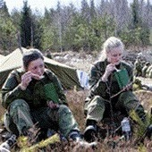 """Norway's Military Does """"Meatless Mondays"""" for the Climate 
