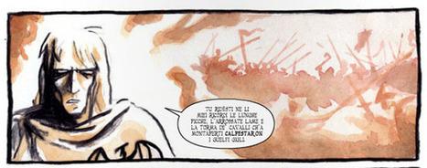 Guelfi e ghibellini a fumetti: Farinata di Tarantino - Lo Spazio Bianco | DailyComics | Scoop.it