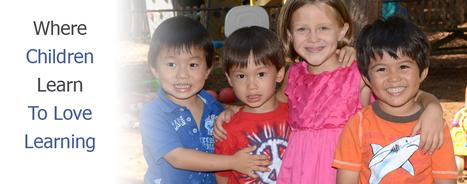 Dallas Daycare Franchise Changing Lives   Montessori Kids Universe   Scoop.it