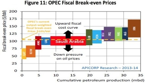 Oil Price Slide - No Good Way Out | Sustain Our Earth | Scoop.it