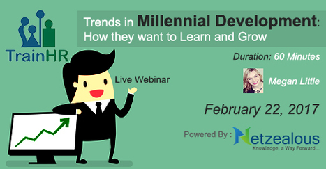 Trends in Millennial Development: How they want to Learn and Grow   How can HR prevent bullying by seniors at the workplace?   Scoop.it