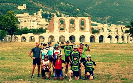 Le Marche: A Meaningful Place to Start The Bike Across Italy Tour - Ciclismo Classico | Le Marche another Italy | Scoop.it