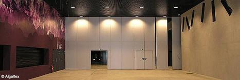 Découvrez comment optimiser l'espace avec les murs mobiles ! | Constructions écologiques et durables | Scoop.it