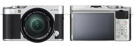 Le Selfie prend de la hauteur grâce au FUJIFILM X-A3 ! | Les X de  Fuji | Scoop.it