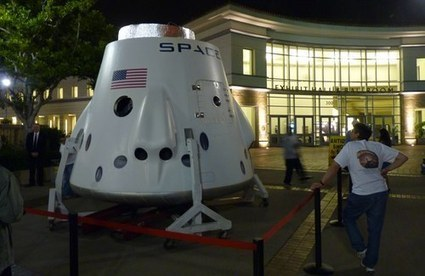 SpaceX: Scoring a few goals for the home team | NewSpace Journal | The NewSpace Daily | Scoop.it