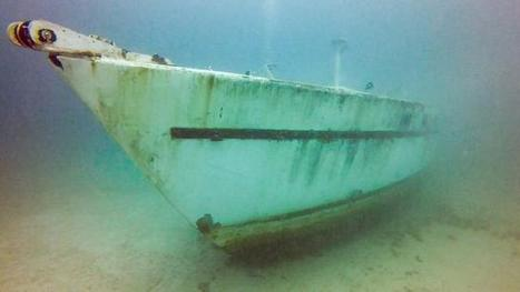 Sailboat finds new life in final resting place | Wreck diving in Fort Lauderdale! #scuba | Scuba Diving | Scoop.it