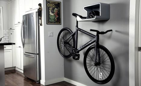 Etagère à vélo Shelfie - NEO-SAPIENS.FR - L'art de la sélection de produits | TENDANCES HOMME | Scoop.it