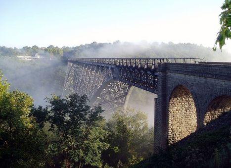 Le Viaduc du Viaur | Totem Info | L'info touristique du Ségala aveyronnais | Scoop.it
