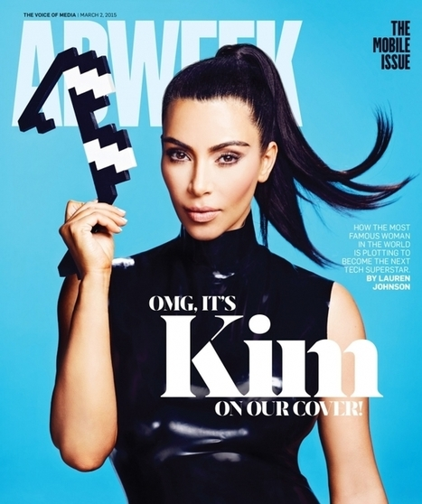 After Conquering Reality TV, Kim Kardashian Is Taking the Mobile World by Storm | Gamification and gaming. | Scoop.it