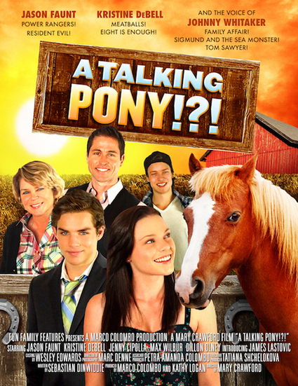 A Talking Pony!?! | Movies Database | Scoop.it