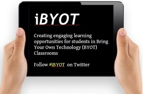 Around the Corner-MGuhlin.org: #iBYOT: One Creation Platform for #BYOT Classrooms - #iPad #byotchat | educational leadership and vision | Scoop.it