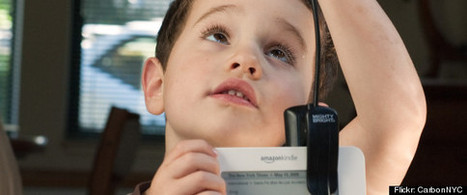 Amazon Wants A Kindle In Every Classroom   The Browse   Scoop.it