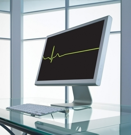 EHR adoption jumps, with big practices leading pack, study finds | Realms of Healthcare and Business | Scoop.it