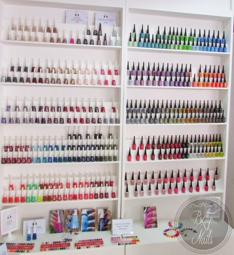 Betty Nails: Blogger Life - Nail Polish Store | Betty Nails | Scoop.it