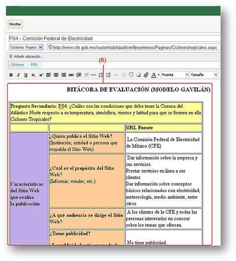 Eduteka - Herramientas: Herramientas para recopilar información > | TECNOLOGÍA_aal66 | Scoop.it